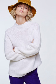 Dorothee Schumacher Heavenly Touch Cashmere Pullover Sweater