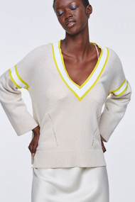 Dorothee Schumacher Sporty Glam Merino Wool Top