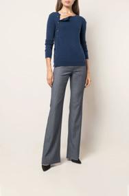 Altuzarra Minamoto Button Knit Top