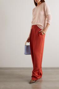 Marni Topstitch Cashmere Pullover Sweater