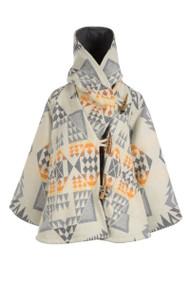 Lindsey Thornburg Pendleton Arrowhead Cloak