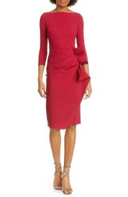 Chiara Boni La Petite Robe Zelma Long Sleeve Dress