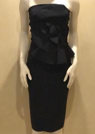 Chiara Boni La Petite Robe Hebe Dress in Black
