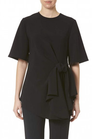 Carolina Herrera Stretch Crepe Blouse