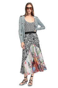 Missoni Blended Print Skirt