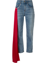 Hellessy Ribbon Jean with Embellishment