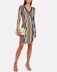 Missoni Zig Zag Wrap Dress