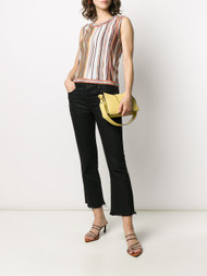 Missoni Striped Tank in Orange
