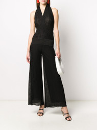 Missoni Black Flared Trousers