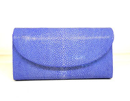 J.Markell Baby Grande Clutch in Royal Blue