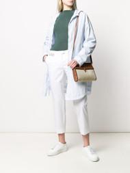 Fabiana Filippi Hooded Raincoat
