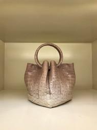 Nancy Gonzalez Ombre Bucket Bag