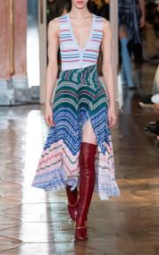 Altuzarra Milkweed Striped Dress