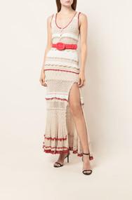 Altuzarra Herrick Knit Sleeveless Dress