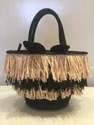Dorothee Schumacher Mini Scuba Straw Bag