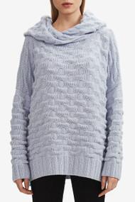 Hania Shar Pei Hooded Sweater