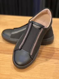 Fabiana Filippi Black Virginia Slip-on