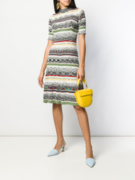 Missoni Striped Print Dress