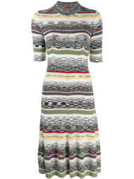 Missoni Striped Print Dress