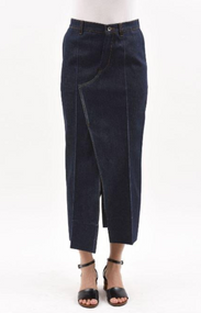 Marni Denim Mid Length Skirt