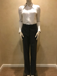 Michael Kors Wool Straight Leg Pants
