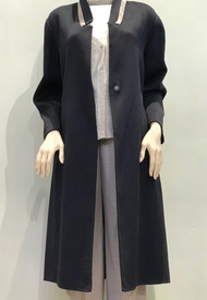 Fabiana Filippi Long Cashmere Coat
