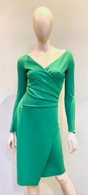 Chiara Boni La Petite Robe Mint Damaris Dress