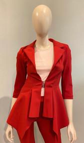 Chiara Boni La Petite Robe Pomegranate Emilia Jacket
