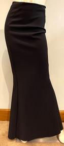 Chiara Boni La Petite Robe Black Marlies Long Skirt