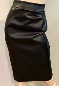 Chiara Boni La Petite Robe Black Lumi EP Skirt