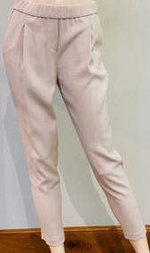 Fabiana Filippi Cropped Pants in Beige