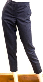 Fabiana Filippi Cropped Wool Pants