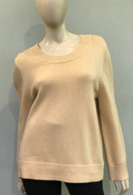 Michael Kors Pullover Sweater in Nude