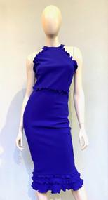 Greta Constantine Violet Gunner Dress