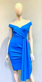 Greta Constantine Sky Minnedosa Dress