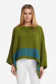 Hania Sugarbush Poncho