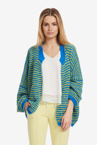 Hania Midora Striped Cardigan
