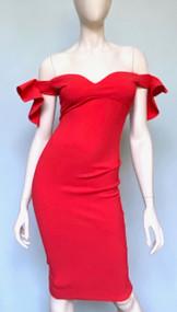Chiara Boni La Petite Robe Geranium Phasma Dress