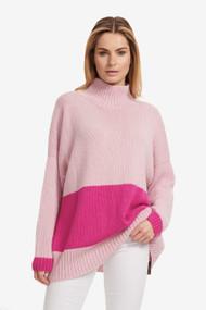 *PRE-ORDER* Hania Color Block Sweater