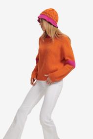 Hania Lace Leaf Hat