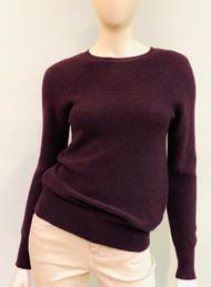 Fabiana Filippi Long Sleeve Wool Sweater