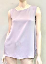 Fabiana Filippi Sleeveless Top in Lavender
