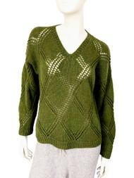 *PRE-ORDER* Hania Fiesta V-Neck Sweater