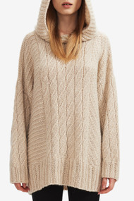 Hania Siegfried Hooded Sweater
