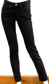 Fabiana Filippi Pocket Embellished Pants in Black