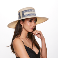 Eugenia Kim Loulou Hat in Ivory