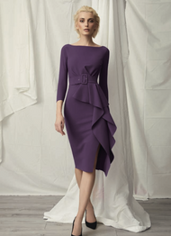 *TRUNK SHOW* Chiara Boni La Petite Robe Afissa Belt Dress
