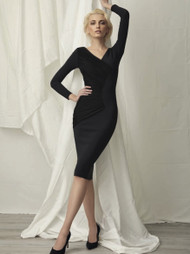 *TRUNK SHOW* Chiara Boni La Petite Robe Waleska Illusion Dress