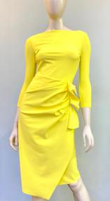 Chiara Boni La Petite Robe Lemon Zelma Dress