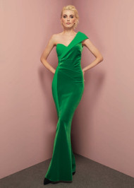 *TRUNK SHOW* Chiara Boni La Petite Robe Tavi Velvet Long Dress